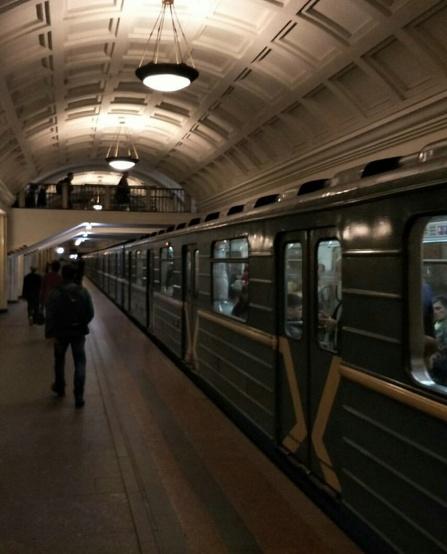 Belorusskaya metro