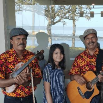 An evening of Goan music
